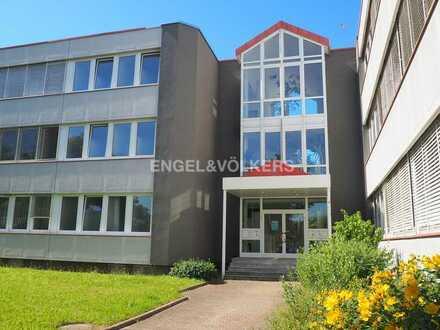 Helle Büroflächen in Ettlinger TOP Lage