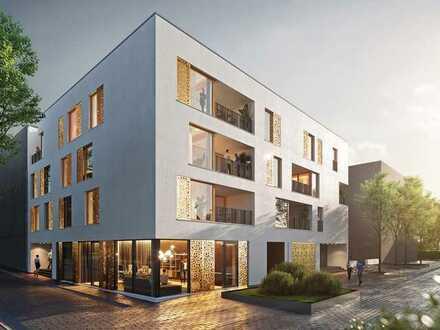 Eindrucksvolle Designarchitektur im Einklang mit perfekter Innenstadtlage!