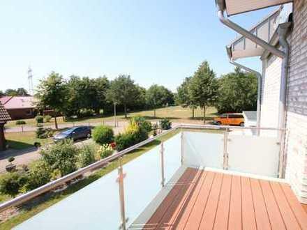 Altersgerechte Wohnung mit Komfort und Stil - 2-Zimmer-OG-Wohnung mitten in Hemmoor
