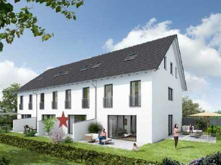 Neues Reihenhaus mit sechs Zimmern in München, Aubing