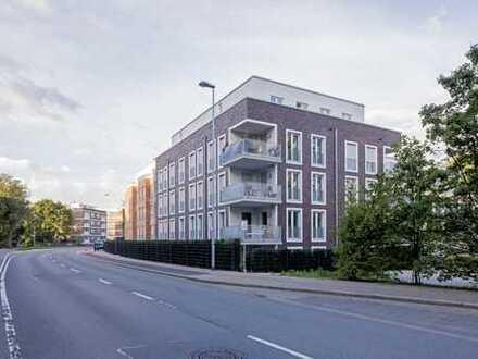 Neuwertige Wohnung im 1. Obergeschoss (Nr.01.01) mit TG-Stellplatz und Aufzug