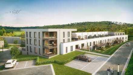 Erstbezug: helle 3-Zimmer-Wohnung mit Einbauküche und Balkon in Trier