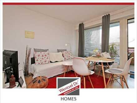 PROVISIONSFREI für Käufer - Vermietete 1-Zimmer Wohnung in Dreieich (Erbpacht)