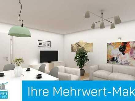 **Provisionsfrei für den Käufer* 3-Zimmer Wohnung zentral und sehr ruhig in HH-Stellingen