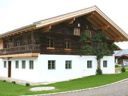 Wohnen im historischen Bauernhaus in Albaching Landkreis Rosenheim