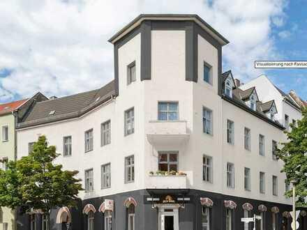 Gepflegtes Mehrfamilienhaus mit Ausbaupotential im Dach in beliebter Lage von Oberschöneweide