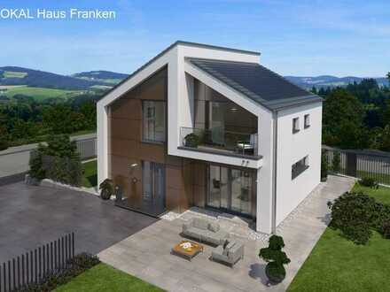 Großzügiges Einfamilienhaus mit individueller Planung nach Ihren Wünschen!