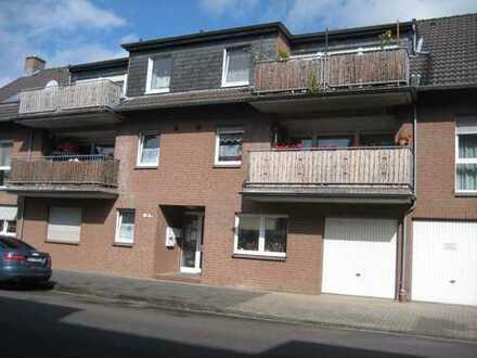 Attraktive DG-Wohnung im II. OG eines 6-Part.-Hauses nahe Ortskern von St. Tönis mit gr. Balkon