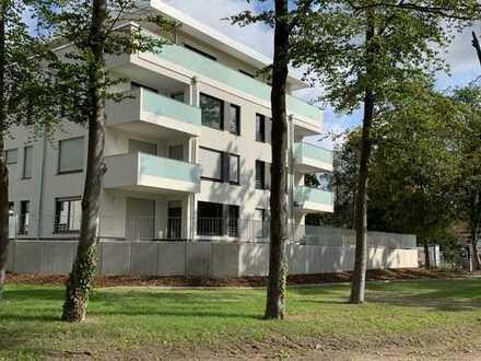 Erstbezug:, exklusive3,5-Zimmer-Wohnung mit EBK und Balkon in Espelkamp