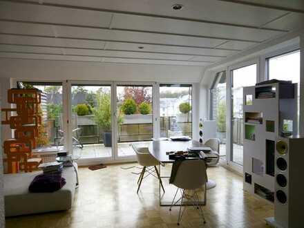 attraktive 4 Raum-Maisonette-Wohnung in ruhiger Lage