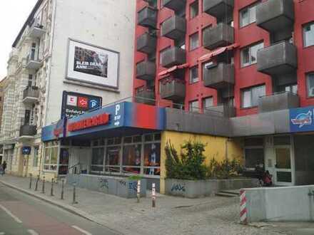 Gewerbefläche in Moabit - Restaurant, Catering, Einzelhandel, Eventlocation - ab sofort