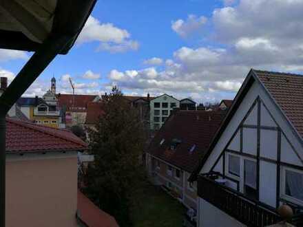 Helle 2 Zimmer Wohnung über den Dächern von Bad Wörishofen