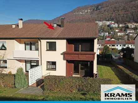 Geräumiges Wohnhaus mit ebenem Grundstück in Bad Urach!