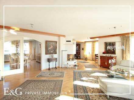 Besonderes Highlight: Großzügige Dachgeschoss-Maisonette-Wohnung im Iselshauser Tal in Nagold