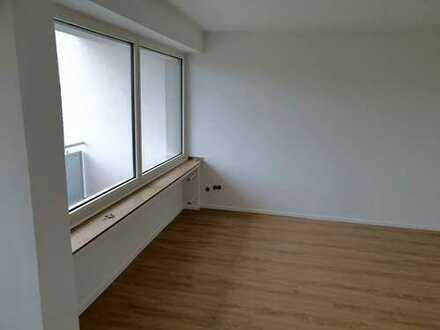 Renovierte 2-Zimmer-Erdgeschosswohnung im Grünen