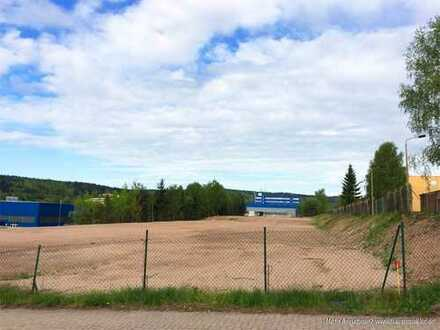 Im Industriegebiet: Grundstück zur Miete für Ihre Geschäfte!