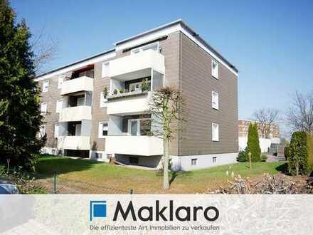 ++ Großzügige 4-Zimmer-Wohnung im grünen Bielefelder Stadtteil Heepen ++
