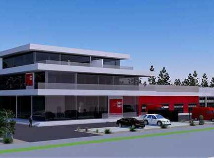 Büroflächen im hochwertigen Neubau !