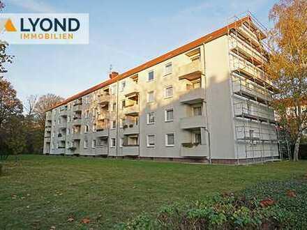 Charmante Eigentumswohnung im beliebten Stadtteil Weststadt!