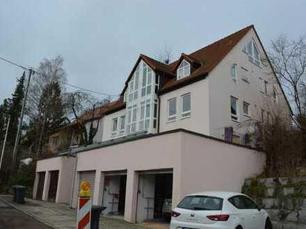Gepflegte und gut geschnittene 2-Zimmer-Wohnung in angenehmer, ruhiger Ortsrandlage - vermiete