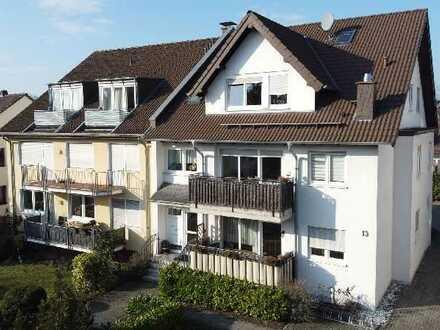 Sehr gepflegtes Mehrfamilienhaus mit 5 Wohneinheiten zur Kapitalanlage in Bonn-Auerberg!