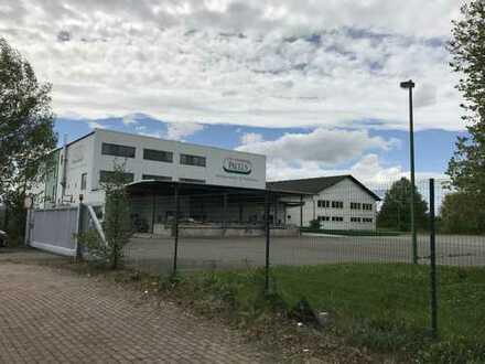 Gewerbeobjekt: Kühlhaus, Produktions- und Lagerhalle