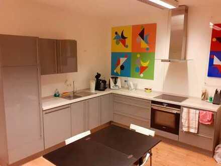 5 Zi - Traumwohnung, 115 m² Nähe Zeughaus, Teilgewerbe möglich