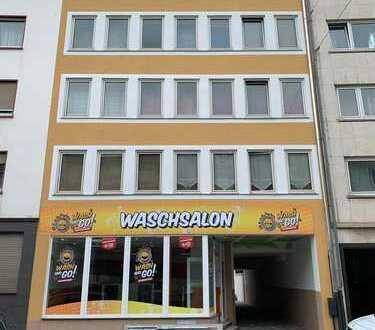 Saniertes MFH mit Gewerbeeinheit in Mannheim City