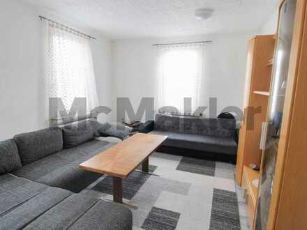 Zentrumsnahe 4-Zimmer-Wohnung mit verschiedenen Nutzungsmöglichkeiten in Göppingen