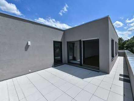 Schöne 3-Zimmerwohnung im Neubau mit Dachterrasse