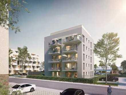 Ruhig schlafen/Großzügig wohnen! Große Maisonette Wohnung im Neubaugebiet - 5 Minuten zum Rhein!