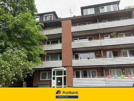 Für Kapitalanleger: 1 Zimmer-Apartment im Stadtteil Osternburg