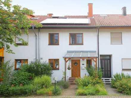 Reihenmittelhaus in ruhiger Wohnlage sucht neuen Besitzer