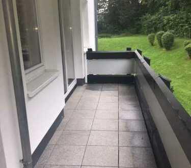 Schöne 84-qm-Wohnung mit Balkon am Klinikum