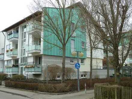 2,5-Zimmer-Hochparterre-Wohnung mit Balkon in Renningen