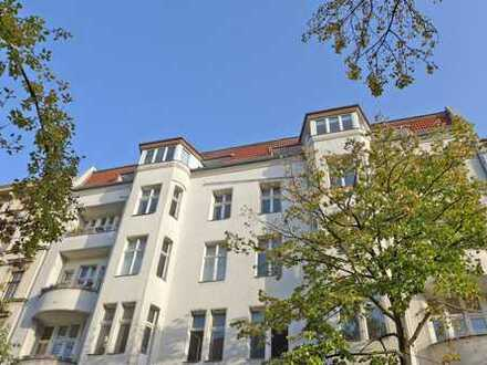 Erstbezug nach Sanierung am Kleistpark - tolle Wohnung mit Dielen und sehr großem Wohnzimmer!