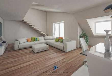 Traumhafte 4-Zimmer Maisonette Wohnung mit exklusiver Ausstattung