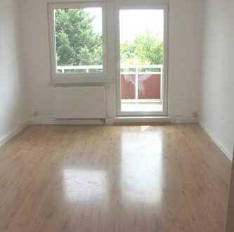 Sofort zu beziehen: gepflegte 3-Raum-Wohnung in Ballenstedt