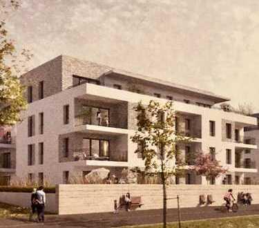 Erstbezug: exklusive 3,5-Zimmer-Wohnung mit Einbauküche und Balkon in Heidelberg