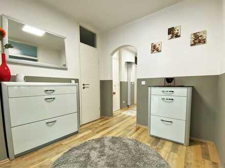 Modernisierte 3-Zimmerwohnung mit Balkon im Grünen von Nürnberg-Langwasser!