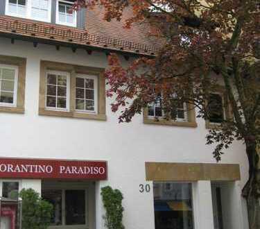 Zentrales Büro oder Ladenfläche im EG in der Fußgängerzone von Plochingen