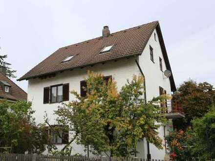 Freistehendes Einfamilienhaus in Regensburg, Kumpfmühl-Neuprüll