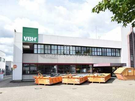 Ihr neues Büro im Gewerbepark Rodenkirchen