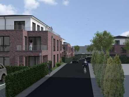 Wohnpark Niedersachsenstraße Penthouse- Wohnung Haus 1 Wohnung 8