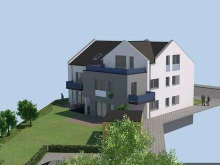 Anspruchsvoller Neubau - Erdgeschosswohnung in Bielefeld-West mit Garten und Terrasse