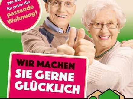 Allein Wohnen ohne allein zu sein - gemütliche Wohnung für ältere Menschen