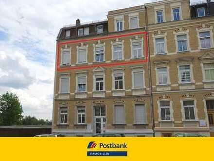4-Raum Wohnung aus Bankverwertung