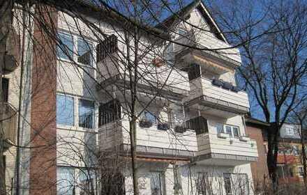 Gepflegte 3-Raum-Wohnung mit Balkon in Duisburg