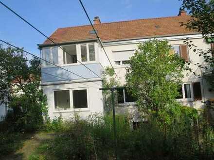 Schönes Haus auf Erbbaurechtsgrundstück in Freiburg Mooswald