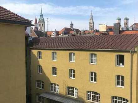 Traumhafte Lage - 2 Zimmer im Herzen Münchens!